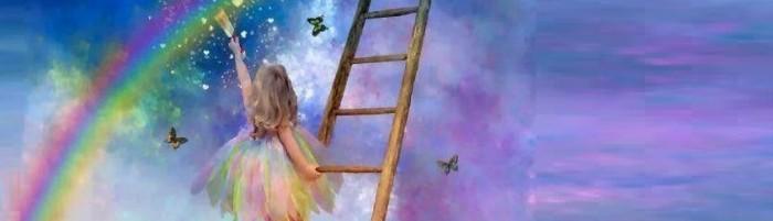 Retoma tu parte de niño y pinta tu vida de colores